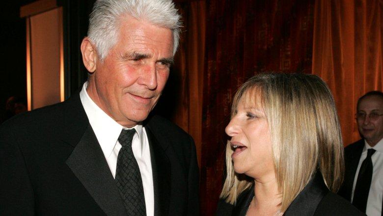 Barbra Streisand och James Brolin