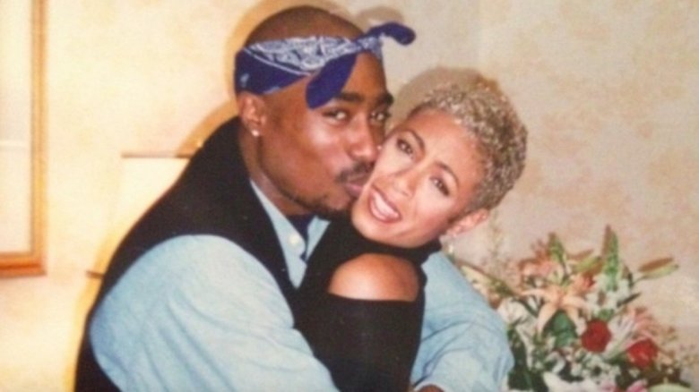 Tupac Shakur, Jada Pinkett Smed