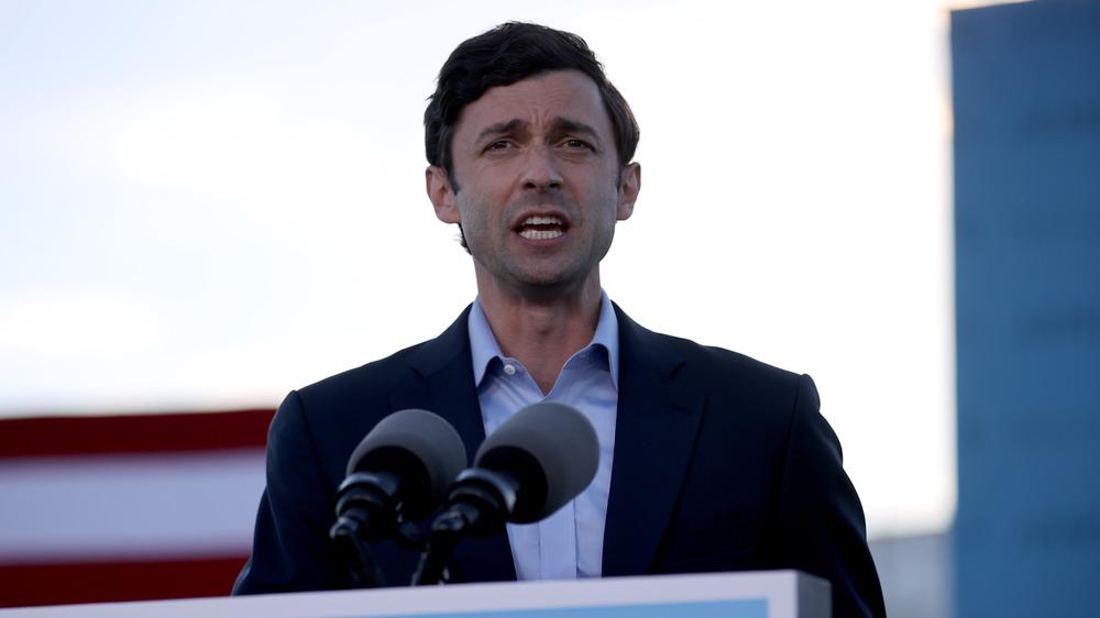 Jon Ossoff kämpar för senatsvalet i Georgien 2020
