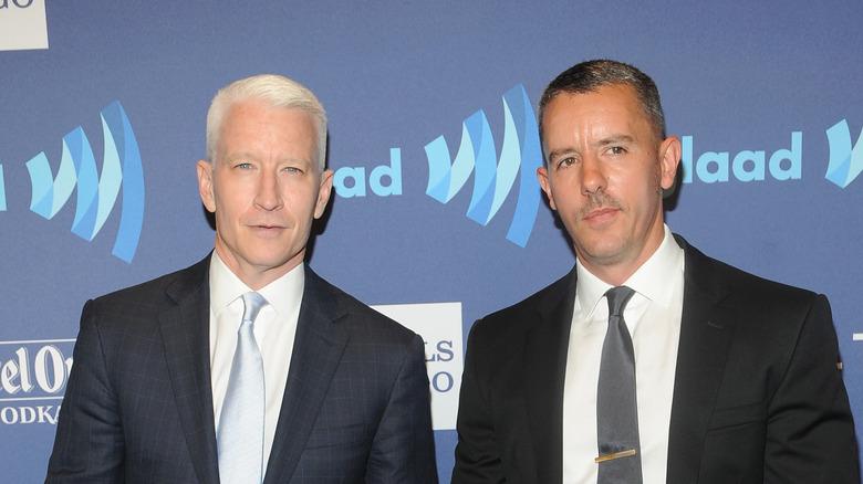 Anderson Cooper och Benjamin Maisani