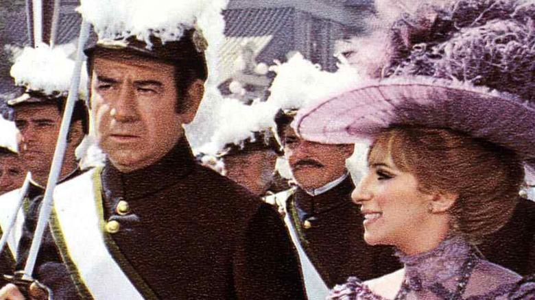 Walther Matthau och Barbra Streisand i Hello, Dolly
