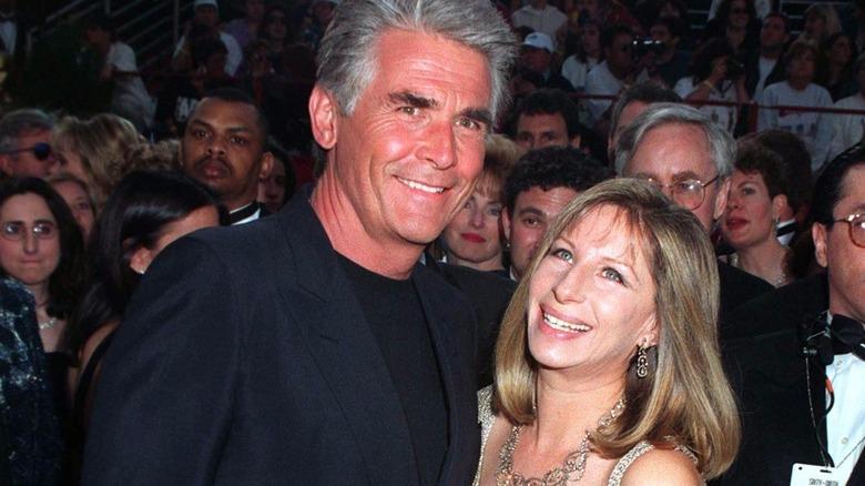 James Brolin och Barbra Streisand