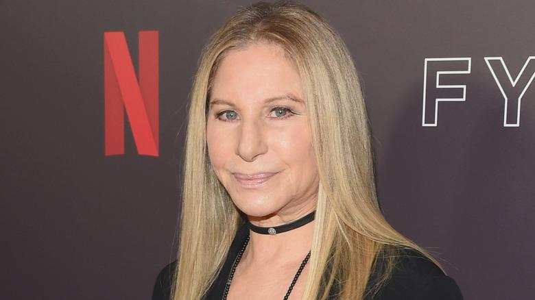Barbra Streisand på Netflix-evenemanget