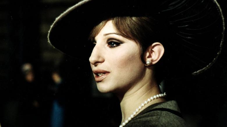 Barbra Streisand i rolig tjej