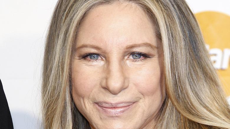 Barbra Streisand på röda mattan
