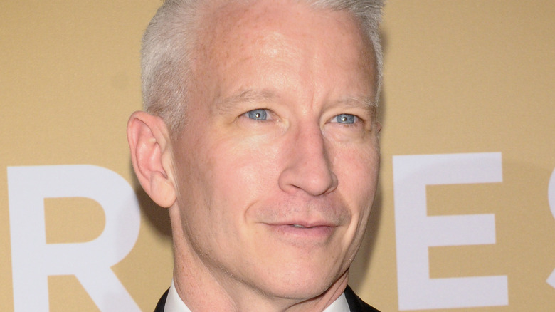 Anderson Cooper röda mattan