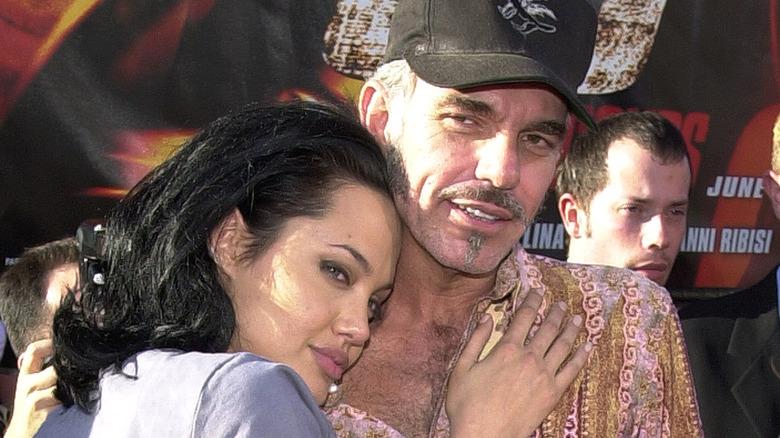 Angelina Jolie na Billy Bob Thornton kwenye PREMIERE ya 2000 ya Gone katika sekunde 60