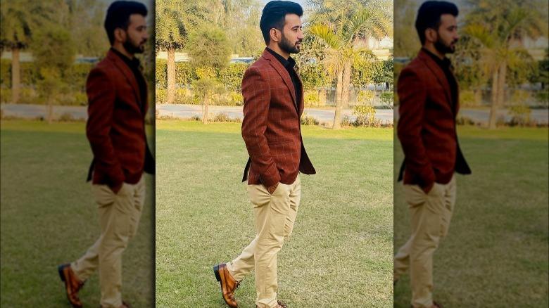 Manpreet Singh i kostym