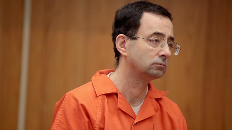 Dr. Larry Nassar i domstol