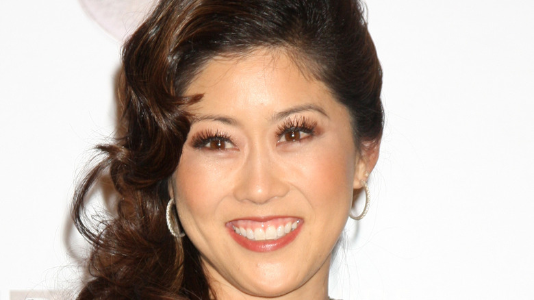 Kristi Yamaguchi vid ett evenemang