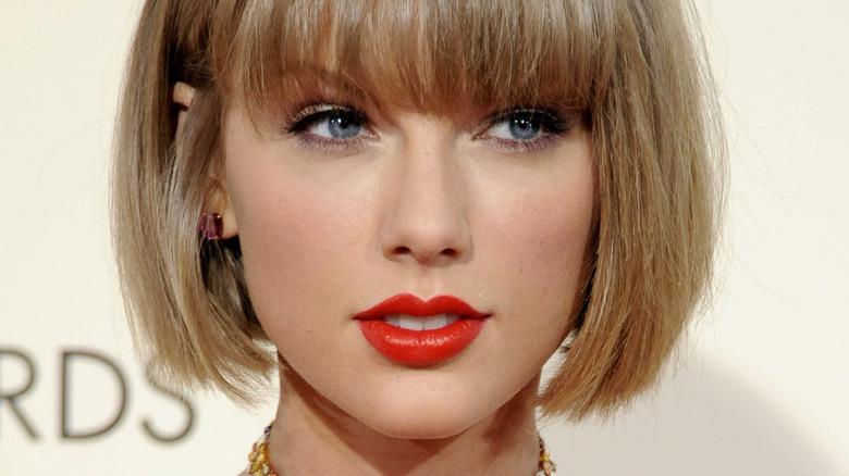 Taylor Swift på den röda mattan