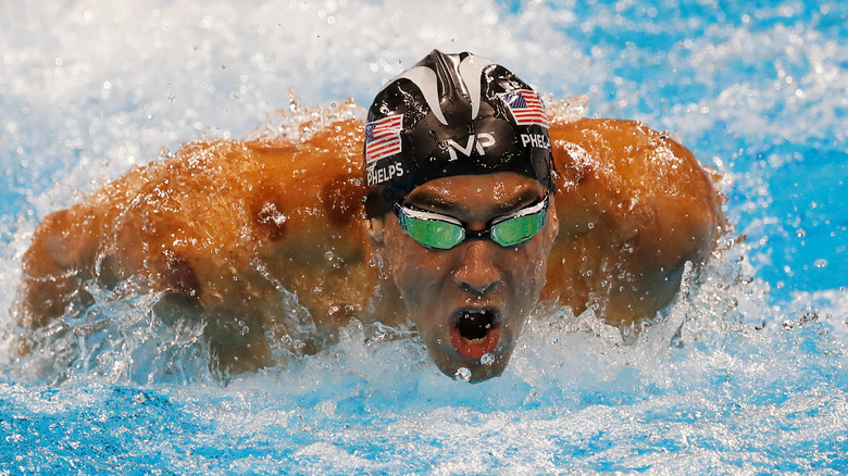 Michael Phelps simmar