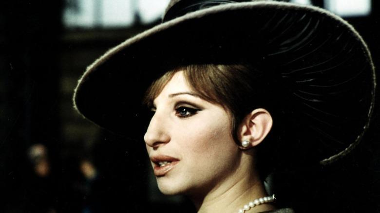 Jason Gould och Barbra Streisand