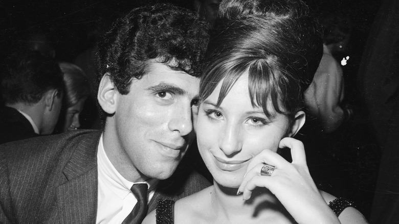 Elliott Gould och Barbra Streisand
