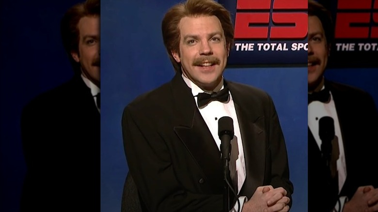 Jason Sudeikis som Pete Winkle på SNL