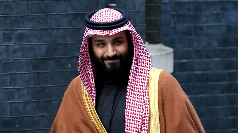 Kronprins av Saudiarabien, Mohammed bin Salman