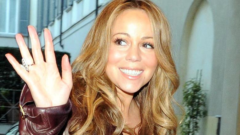 Mariah Carey vinkade