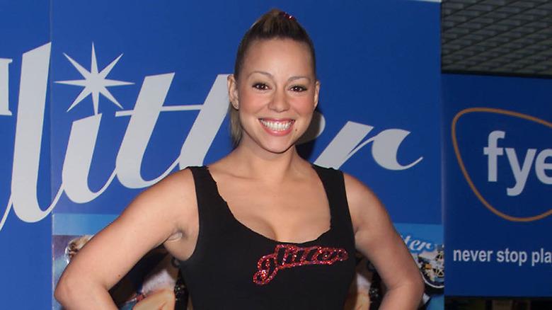 Mariah Carey leende Glitter-händelse