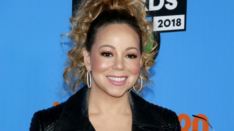 Mariah Carey på Kids Choice Awards