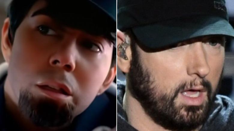 "Mariah Carey i ""besatt"" musikvideo, Eminem talar"