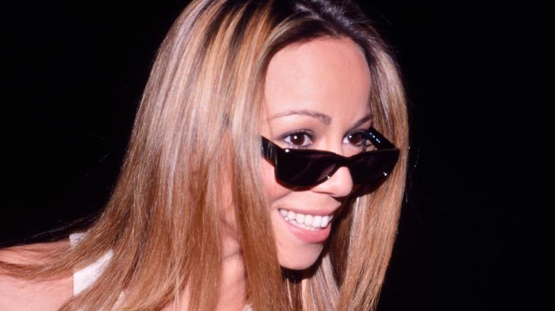 Mariah Carey solglasögon