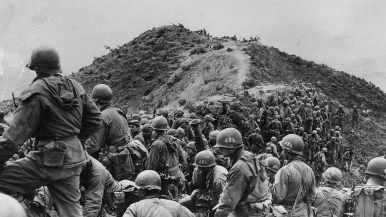 Amerikanska soldater i Korea
