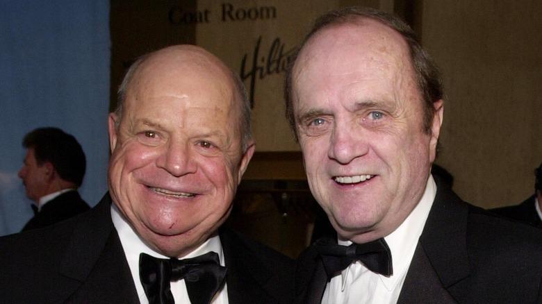 Bob Newhart och Don Rickles