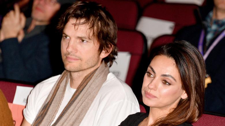Makarna Ashton Kutcher och Mila Kunis