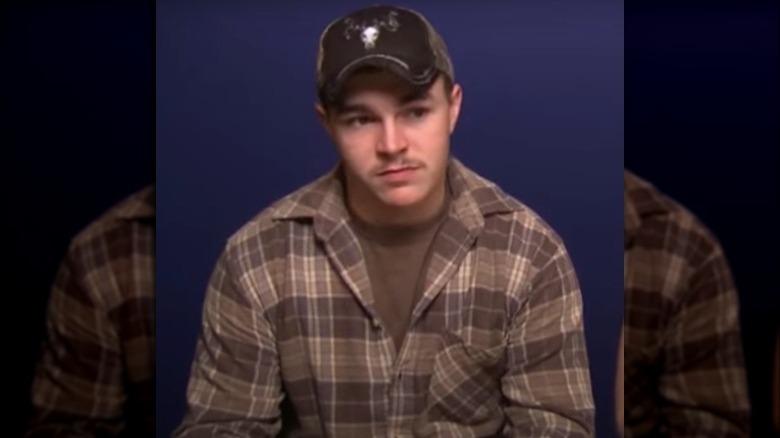 Shain Gandee från MTV: s Buckwild