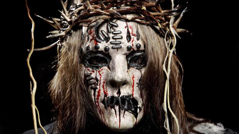 Joey Jordison i arkivfoto