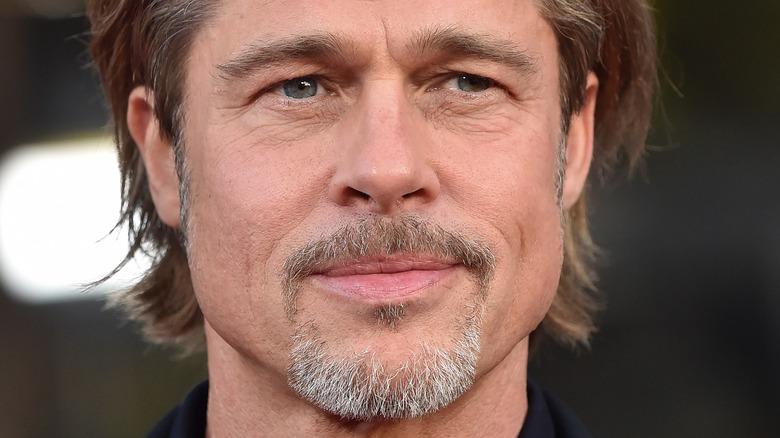 Brad Pitt kwenye zulia jekundu