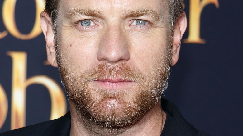 Ewan McGregor katika PREMIERE ya Christopher Robin