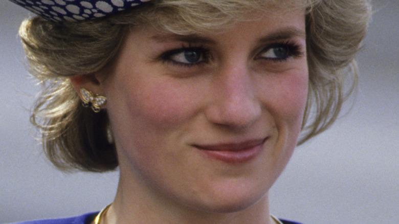 Prinsessan Diana ler