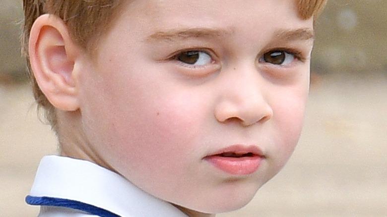 Prins George baby