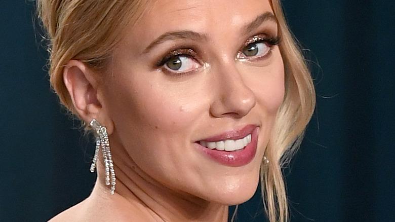Scarlett Johansson på den röda mattan