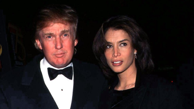 Donald Trump och Kara Young