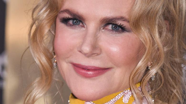 Nicole Kidman kwenye zulia jekundu